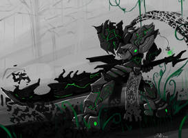 plant golem bot by ShinoShoe26