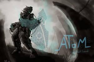 Atom the Riot Guard by ShinoShoe26