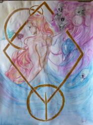 Rituel - 5 by Asthenot