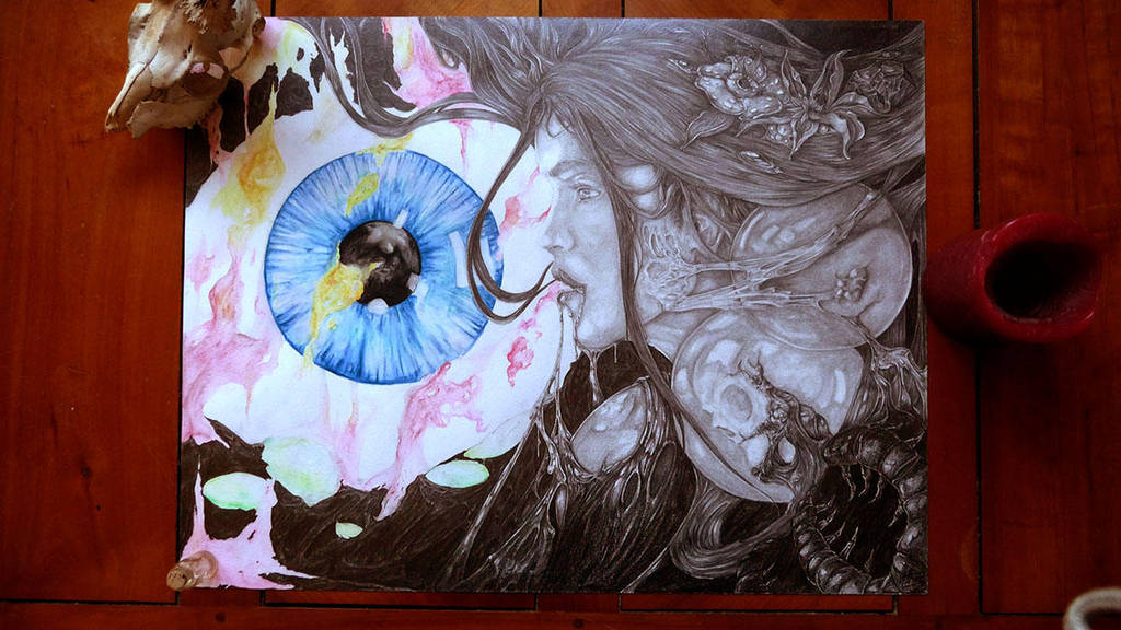 Degenerescence by Asthenot
