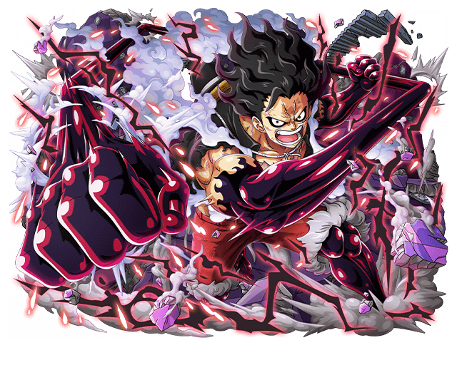Monkey D Luffy Gear 4 Snake Man By Bodskih On Deviantart