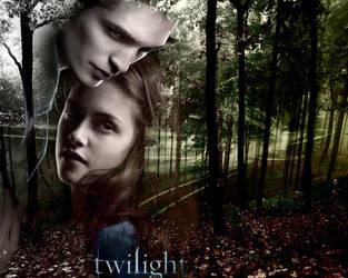 Twilight Wallpaper by krystalC8
