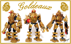 Goldeaux by Lol-Pretzel