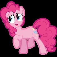 Pinkie Pie Pretty Please by Reginault