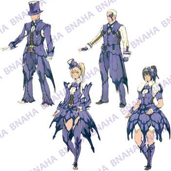 Bnahabra Armor by Bnaha