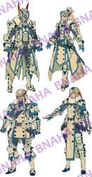 Barioth G Armor by Bnaha