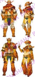 Wroggi Armor by Bnaha