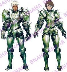 Artian Armor by Bnaha