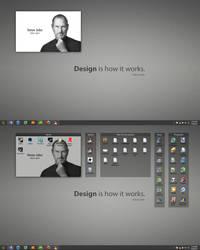 Again, Steve Jobs by ATiGr
