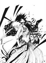 Samurai by Kindoffreak