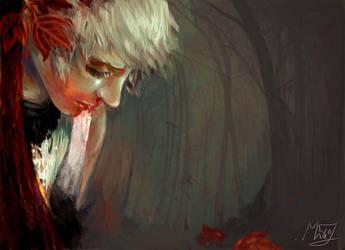 Internal bleeding by Kindoffreak