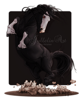 YHH Auction - For Oddmountain by Jullelin