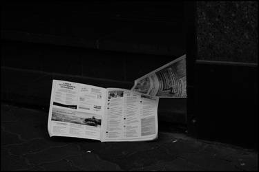 News for the Streets by Wetterlage