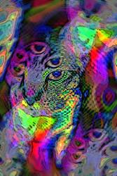 Astro-the Spacecat by aciddmaus23