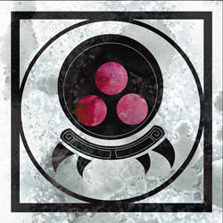 Metroid Monster Glyph by dancingheron