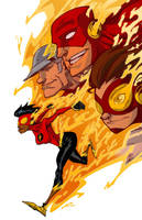 Flash Beyond Colors by jorgeCOR