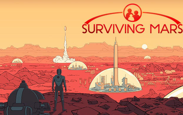 Surviving Mars - Curiosity Build - PDXCON2018 by FenderXT