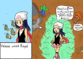 used Repel by SipsiNekku