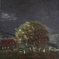 Dark mood, dark painting... by amothep