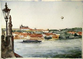 Prague by amothep