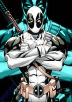 Deadpool by FRYK-Official
