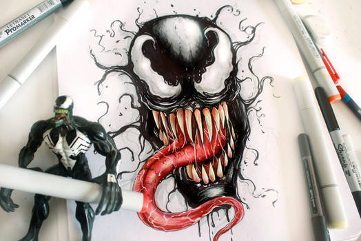 Ink October Day Nine by EG-TheFreak