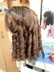 Wendy Darling -- Disney Inspired Wig by HannahBlosser
