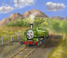 Duck - the Great Western Engine by MSSFM