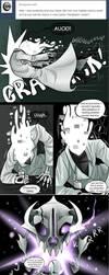 Dadster vs Handplates Gaster by TheBombDiggity666