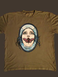 Silence of the lambs shirt by milanglo