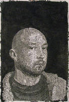 Selfportrait by milanglo