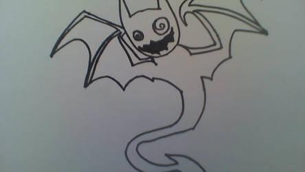 Bat demon by dsilv3r
