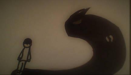Shadows of a broken heart by dsilv3r
