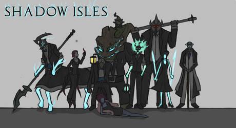 Shadow Isles Suit by Peterlee123