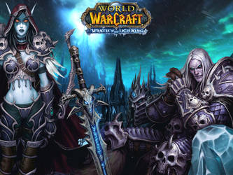 Wrath of the Lich King by XRayTheClown