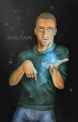Sheitan Corvus Requiem by Kerber-wolf