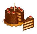 Cake by galazy