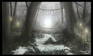 Swamp by jimspie