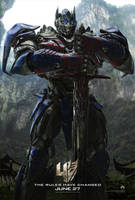 Optimus Prime Transformers Age Of Extinction by AubreiPrince