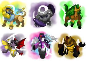 Zodiac 2 by ShinyGazza