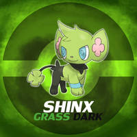 Aozloan Shinx by ShinyGazza