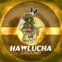 Aozloan Hawlucha by ShinyGazza