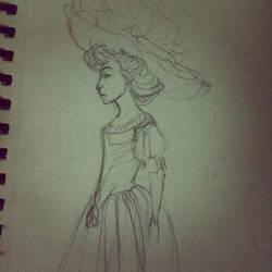 Lady Ohm by Monaku