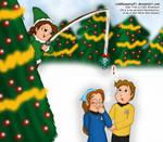 Winter Wonderland by cuddlesaurus21