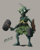 Wild Goblin by jian894123078