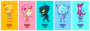 [ZCOOL TEAM -Z-] character design by jian894123078