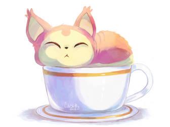 If it fit i sit by CuteSkitty