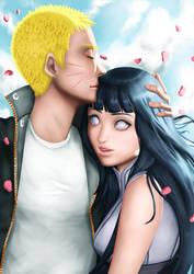 Couple #1 (NaruHina) by Skyblugirl