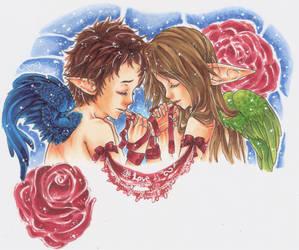 Love Is Infinite by angelobsessed
