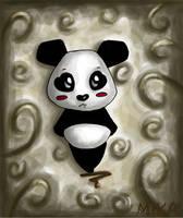panda by mikakoO